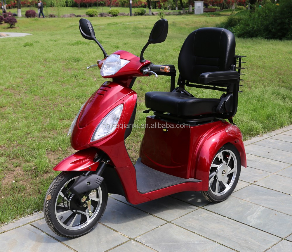 St095 Adult Electric 3 Wheel Mobility Scooters For Sale