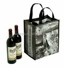 Super quality unique reusable vinyl tote shopping bag