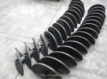volvo asphalt paver auger blade for road paving finisher