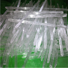 Mini sample trial order 25kgs Menthol Crystal 99% food grade for checking