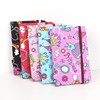 Hard cover notebook with thick paper candy color ruled notebook school exercise book