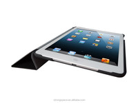 Smart leather cover for ipad mini 3 case