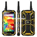 Conquest S8+ IP68 Waterproof 4GB RAM/64GB ROM UHF Walkie Talkie NFC 4g Lte Rugged Smartphone