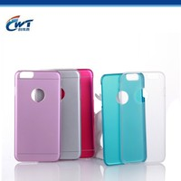 CWT ODM OEM Stock 2 in 1 cell phone parts from china mobile case for iphone wholesale