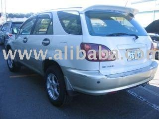 used TOYOTA HARRIER car