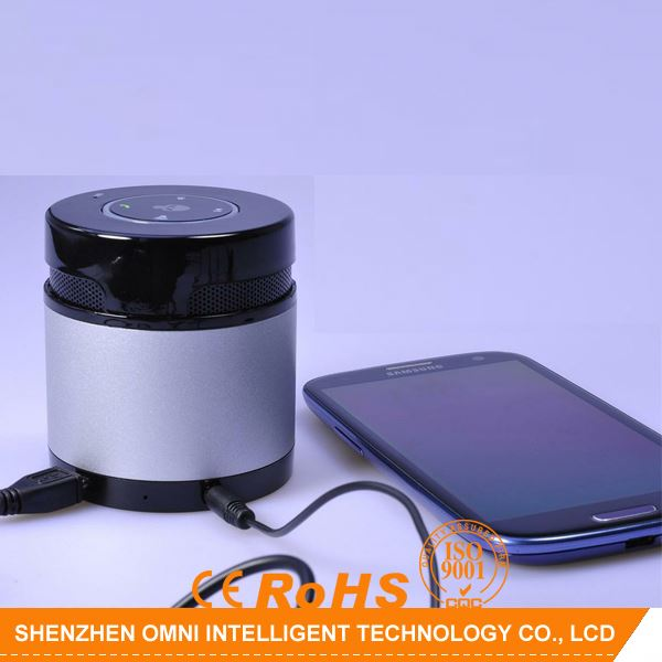 Professional factory supply OEM Supported best wireless bluetooth protable speaker from China workshop
