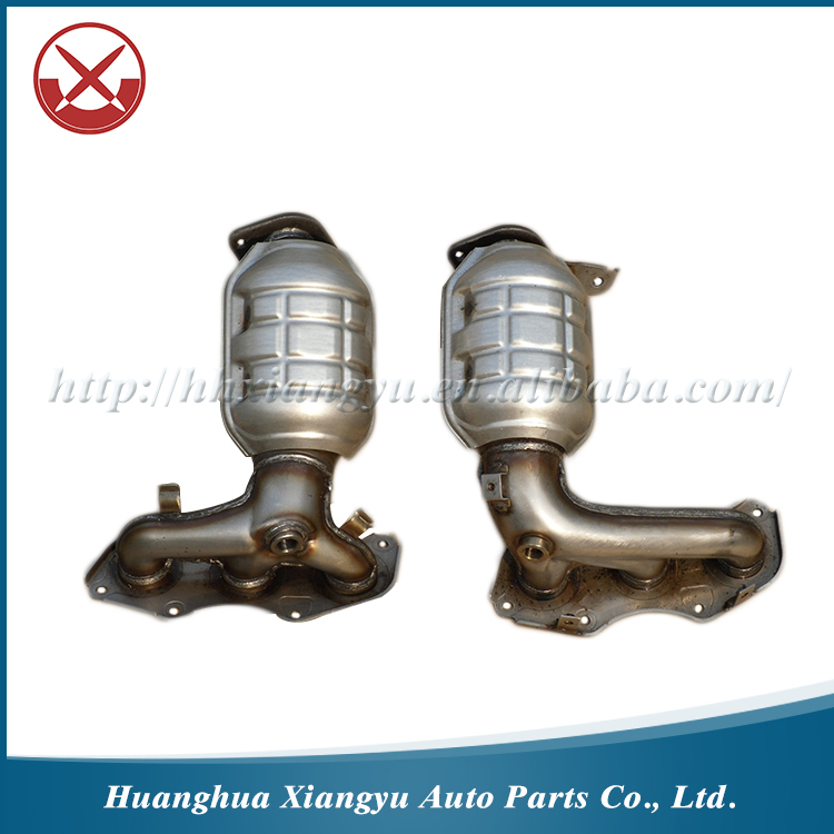 Professional Customized Three Way Catalytic Converter For Toyota RAV4