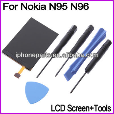 Mobile phone spare parts for nokia n95 lcd prices