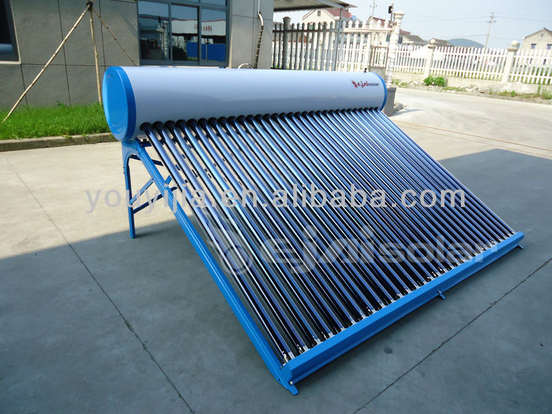 solar water heater projects and plans