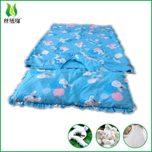 Comfortable.soft and absorbent class of children's silk quilt