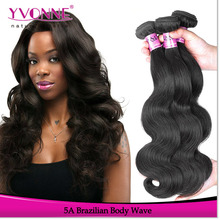 Factory price brazilian human hair sew in weave