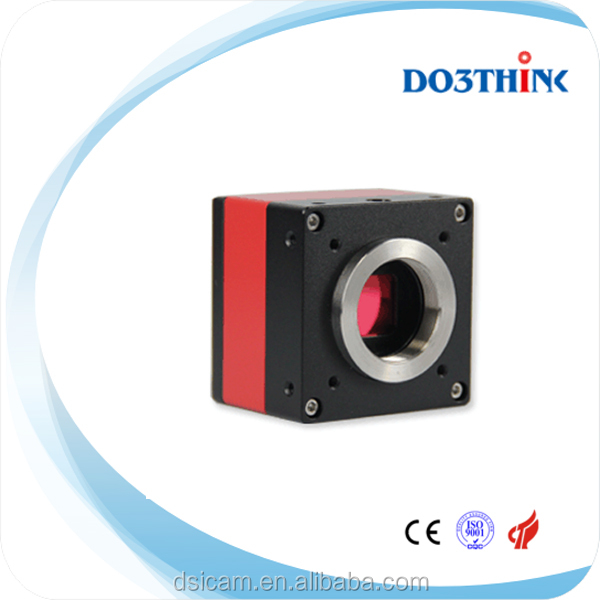 1.4MP USB2.0 C Mount Global shutter CCD Color digital camera
