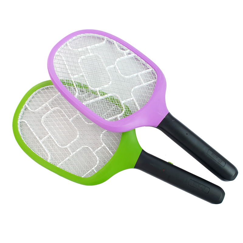 WT-04 high quality battery new abs electric mosquito racket