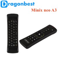 Factory Supply Minix neo A3 Wireless air mouse i8 Air Mouse of Bottom Price Keyboard with Voice