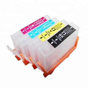 compatible for hp670 refill ink cartridge For HP Deskjet 3525 4615 4625 5525 6525 Printer