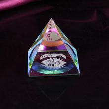 Cheap Custom Egypt Egyptian Crystal Pyramid F14-C04