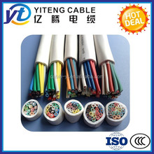 PVC Insulated 450/750V flexible automotive control cable system control cable
