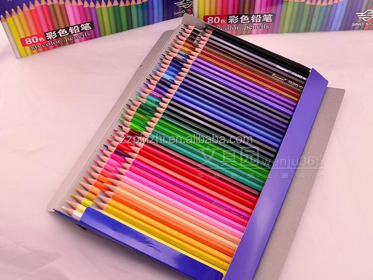 Color Pencils 100