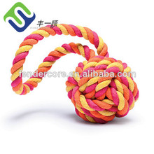 High quality colored decorative cotton bakers twine rope for sale