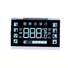 Volume supply OEMchristmas light va lcd display low power