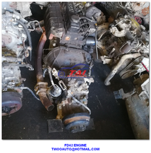 NICE PRICE ,HIGH QUALITY, FOR Used Engine FD42 m/t 2wd | Japanese used auto parts/used engine of used car engine/