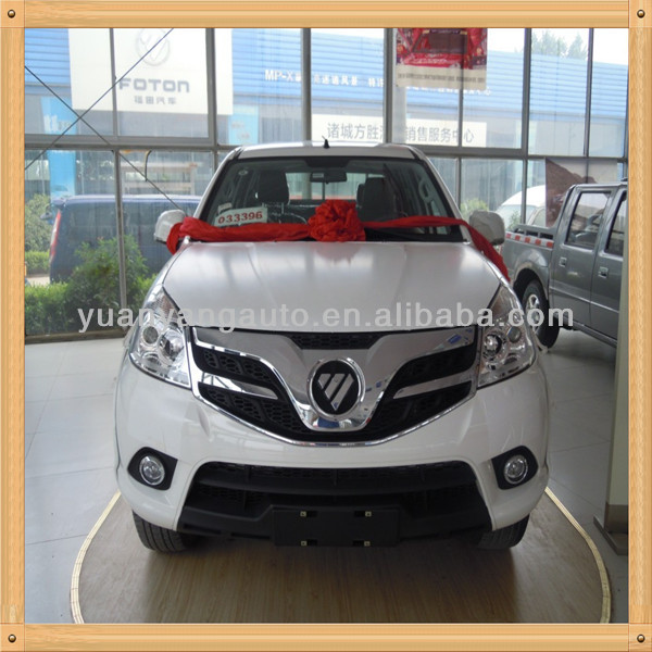FOTON TUNLAND PICKUP 4*2 Diesel White Color