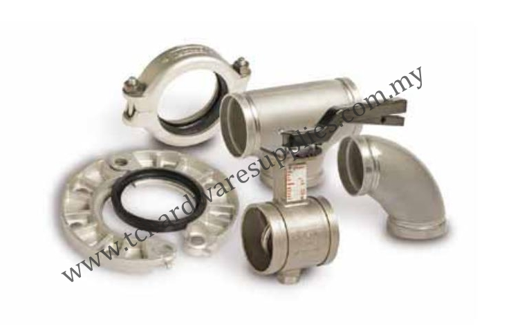 Stainless Steel Grooved Fitting