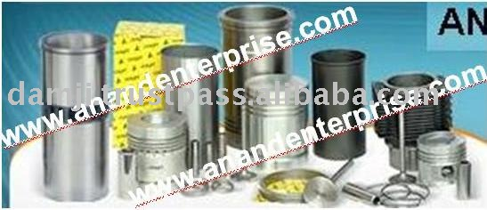 Automobile Engine spare Parts,