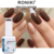 RONIKI Nail Supplies Art 198 Colors Wholesale Uv Gel Mirror Effect Mood Nail Polish