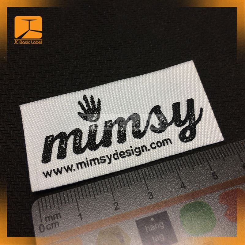 High quality designer handbag labels