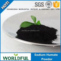 sodium humate, water solubility 100% agricultural fertillizer wholesale, high quality sodium humate humic acid 55.0%-60.0%min