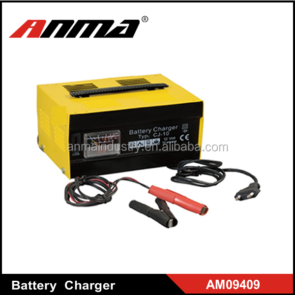 Hot sale portable car battery charger/ car battery charging machine