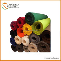assorted colored wool felt,tear-resistant nonwoven fabric,free sample