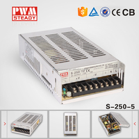 Hot sale 250W 5V 40A linear power supply