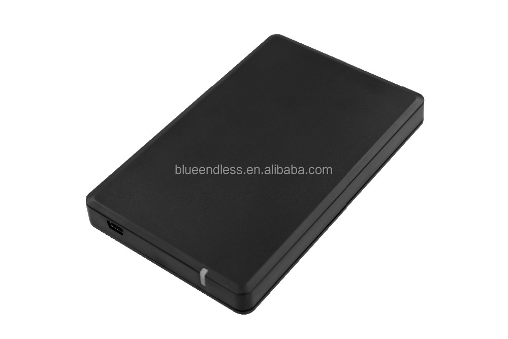 Blueendless usb3.0 hdd for files storage mobile usb3.0 2.5 external hard disk drive 1tb