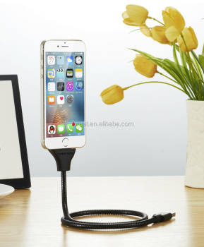 Docking Station Charger Desktop Micro USB Charging Cradle Cable for Android