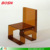 Manufactory customize small acrylic chair cheap lucite Perspex stool wholesale