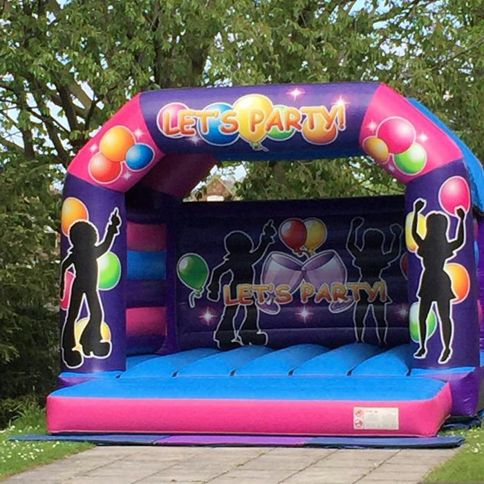 Customized bouncy castle children games