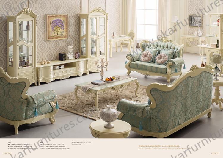 Liste des fabricants de meubles am ricain classique canap for Ensemble mobilier salon