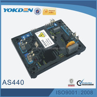 Brushless Generator Automatic Voltage Regulator AVR AS440