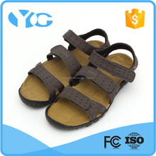 new stylish men no heel sandals summer fashion men flat sandals 2015 cheap china wholesale sandals for men