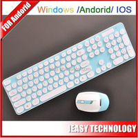For Google Android System wireless keyboard with mouse for google tv