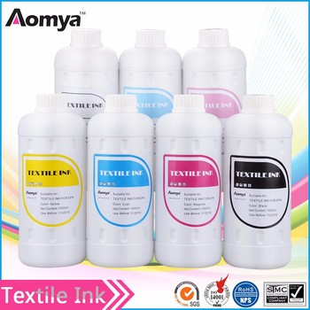 For Epson printers digital textile t-shirt printing machine ink