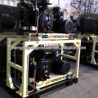 40bar air compressor, same as Ingeroll rand 15T2 brand names air compressors