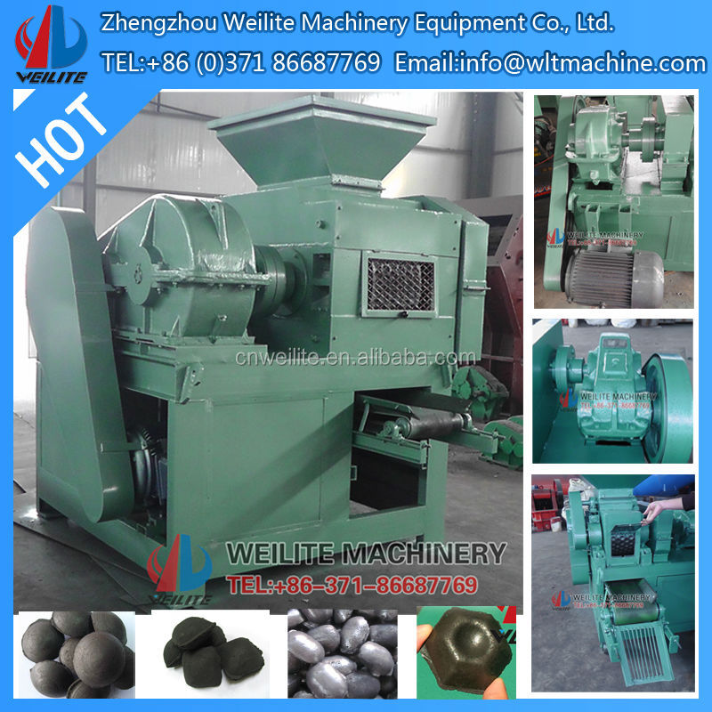 Coconut Charcoal Briquettes Machine / Charcoal Briquettes Making Equipment / Coconut Charcoal Machine