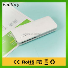 power bank for ipad 2 ,5000mah power bank for ipad/iphone, iphone 6 and ipad3 hot new products for 2014