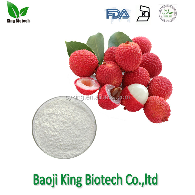 Pure natural Litchi Seed Extract/lychee seed extract/Litchi Seed Extract powder