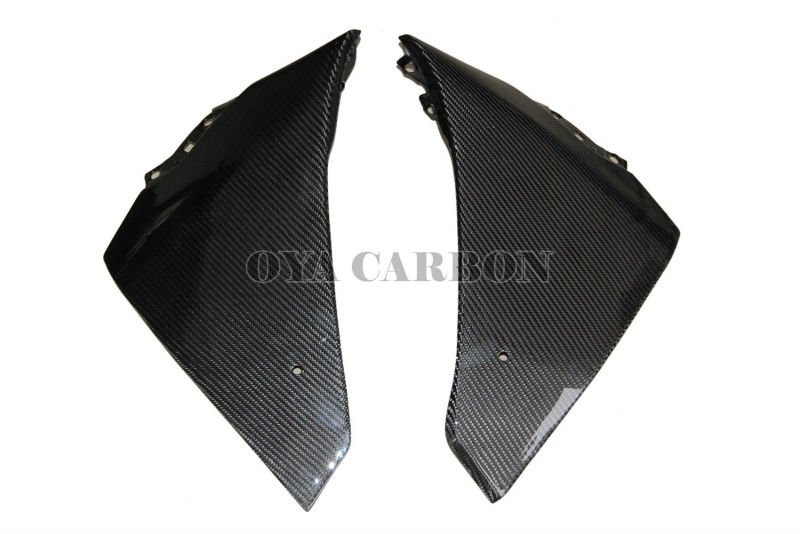 Carbon fiber motorcycle parts Side Fairings for Yamaha YZF R1 09-13