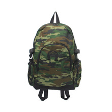 Hot Sale Custom Top Quality Camo Back Pack Designer Backpacks Camouflage Camping Backpack for Female Male
