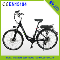 alloy frame 700c 28'' 36v electric bicycle wholesale